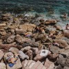 ITALY sunbathers