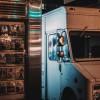 NY night truck