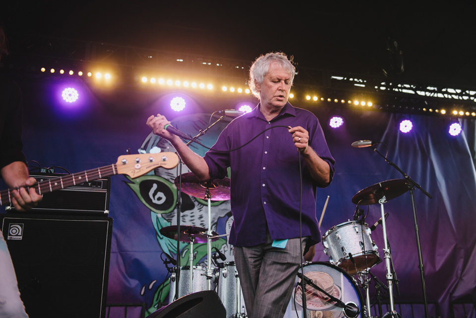 GUIDED BY VOICES - ANDY SAWYER Photography